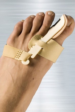 Hallux Valgus spalk / links